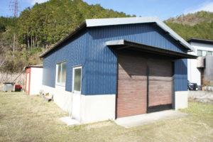 鋼板屋根、外壁